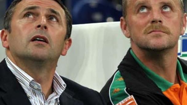 Schweres Los für Werder Bremen