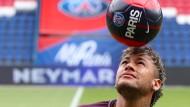 Die große Neymar-Show beginnt (noch nicht)