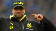 Klopp wird Trainer beim FC Liverpool