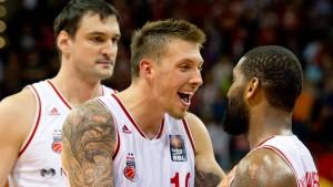 Bamberg besiegt Bayern mit Schlusssirene