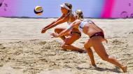 Streit im Beachvolleyball gelöst