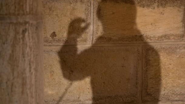 Der Schatten der Kanzlerin: Angela Merkel in Portugal