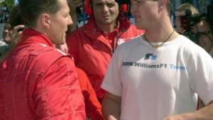 Schumacher-Brüder starten in Indianapolis
