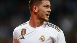 Luka Jovic von Real Madrid droht eine Haftstrafe