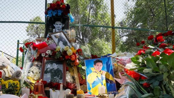 Tatverdächtiger nach Tod von Eiskunstläufer Ten festgenommen