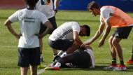 EM-Aus für Nationalspieler Antonio Rüdiger