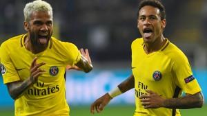 United, PSG und Barca fast schon durch