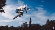 Schöner, hipper, kreativer statt höher schneller, weiter: Felix Prangenberg auf seinem BMX-Rad.