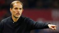 Siege, Siege, Siege: Trainer Thomas Tuchel und Paris St. Germain sind in Frankreich eine Klasse für sich.