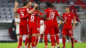 Bayern München steht im DFB-Pokalfinale