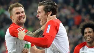 Augsburger Überraschungsteam gewinnt weiter