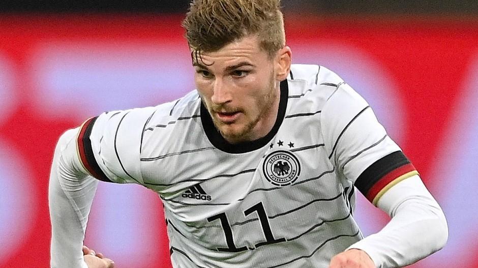 Mit Chelsea gewann Timo Werner die Champions League, nun steht die EM mit Deutschland an.