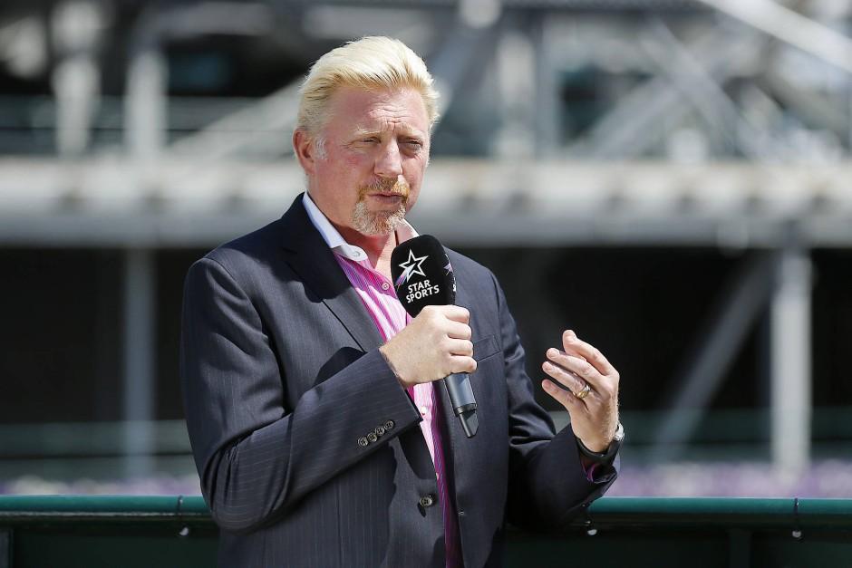Boris Becker Aktuell