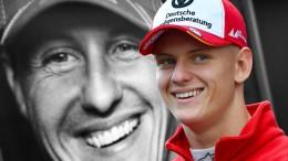 Der Name Schumacher verpflichtet