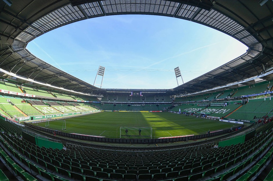 Das Bremer Weserstadion war kein Spielort der WM 2006.