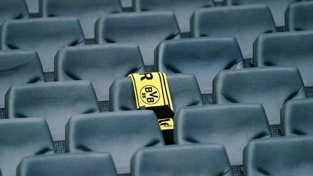 Auch Dortmund gegen Schalke als Geisterspiel