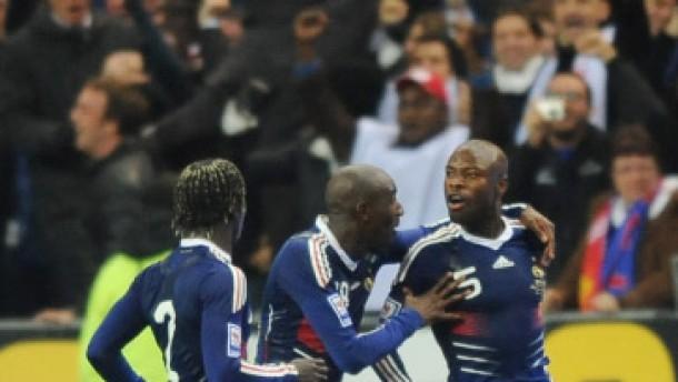 Frankreich im Handstreich nach Südafrika