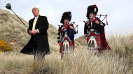 Wo Trumps übergroßes Ego entstand