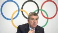 Neue Transparenz durch die Agenda 2020: IOC-Präsident Thomas Bach