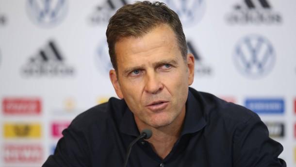 Bierhoff spricht über Flick und die Nationalmannschaft