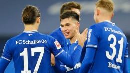 Ein paar mutige Töne von Schalke nach dem Sieg