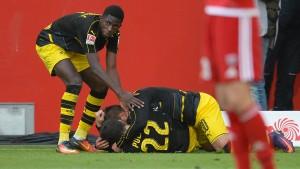 Dortmunder Ausgleich in letzter Minute