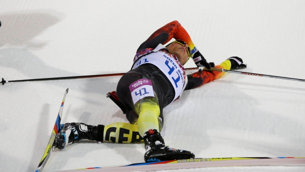 Lessers Coup im Biathlon-Klassiker
