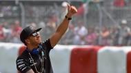 Nicht größer als der Sport: Lewis Hamilton wird in England zwar gemocht, aber nicht vergöttert