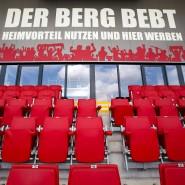 Der Berg bebt? Den Offenbacher Kickers fehlen derzeit Zuschauer und Sponsoreneinnahmen.