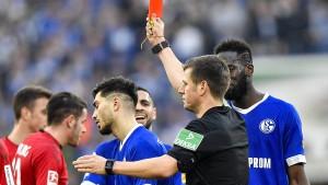 Schönes Wetter und mieses Spiel auf Schalke