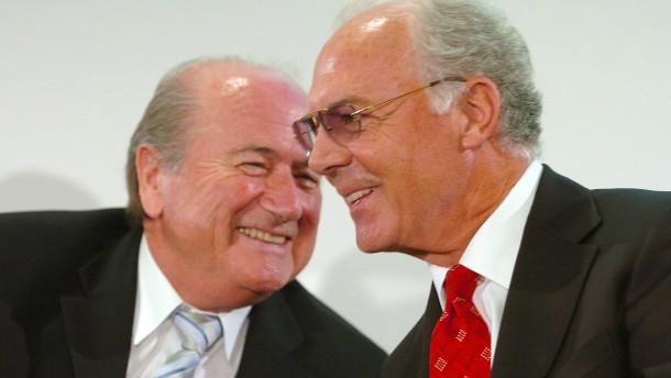 """""""Ich mache mir Sorgen um Beckenbauer"""""""