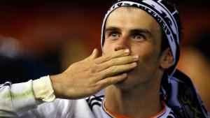 Real und Bale sind bereit für die Bayern