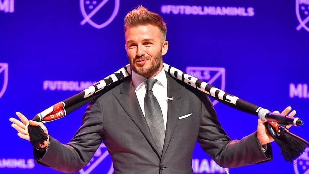 """Beckhams Pläne für den """"Friedhof des Fußballs"""""""