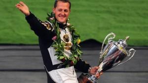 Schumacher kehrt für drei Jahre zurück