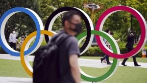 Olympischer Geist statt Geisterspiele