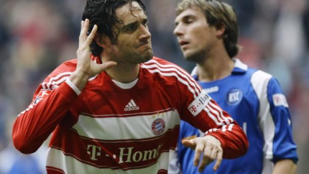 München steuert dem Titel entgegen