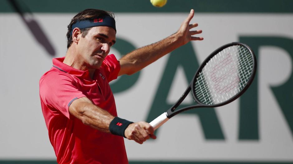 Bei ihm ist Tennis Kunst: Roger Federer
