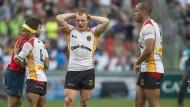 Rugby-Nationalteam verliert spannendes Finale