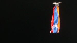 Drohnen-Zwischenfall in Europa League
