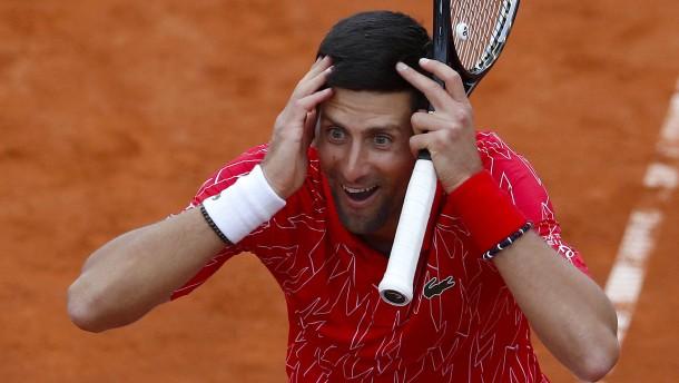 Warum Tennis-Star Novak Djokovic in der Kritik steht