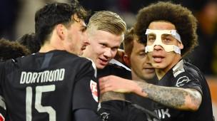 Suche nach Lösungen: Gegen den formstarken 1. FC Köln sind beim BVB nicht nur die Qualitäten von Stürmer Haaland gefragt.