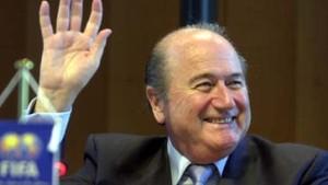 Fallrückzieher von Blatter