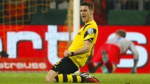 Der Pokal bleibt dem BVB zur Ehrenrettung