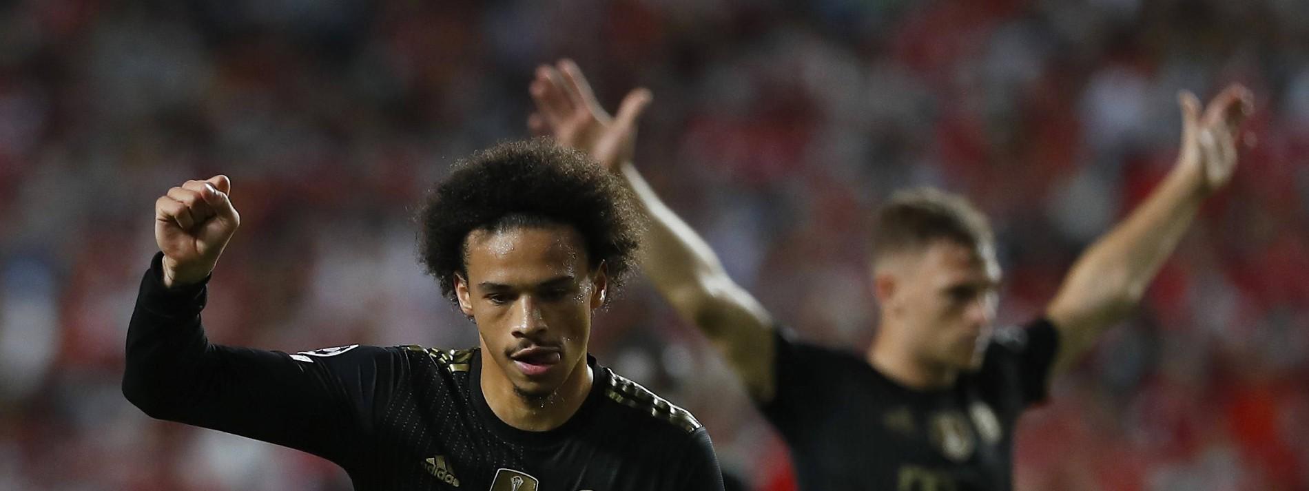 Bayern mit spätem Kantersieg in Lissabon