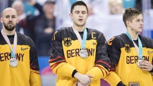 Einer der größten deutschen Eishockeyspieler