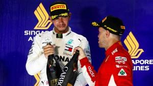 Vettels WM-Hoffnung schwindet