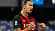 Doppelt erfolgreich: Zlatan Ibrahimovic