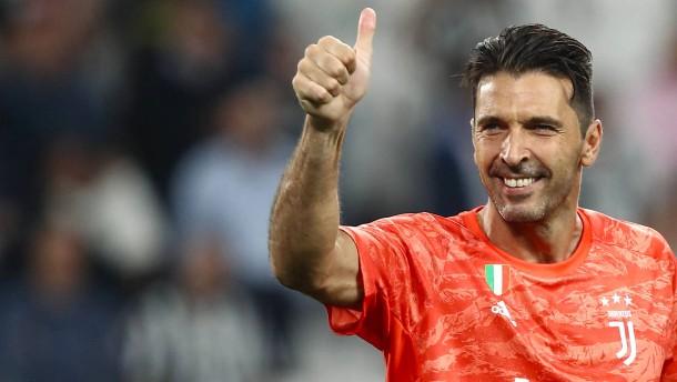 Feuerwerk für Guardiola – Denkmal für Buffon
