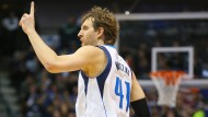 Nowitzki siegt mit Dallas Mavericks