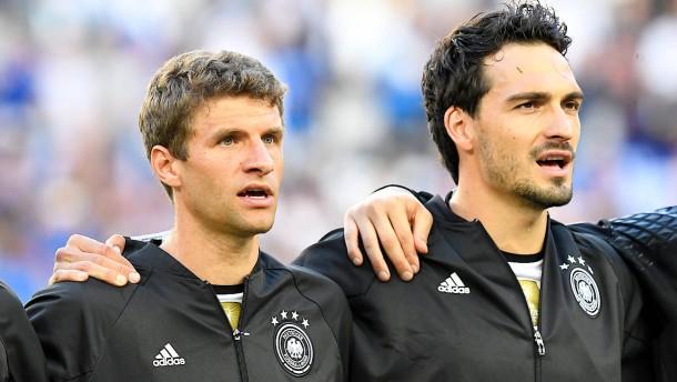 Löw setzt bei EM auf Müller und Hummels